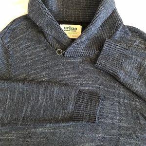 Men's Urban Pipeline Cotton Sweater